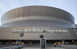 Saints Superdome