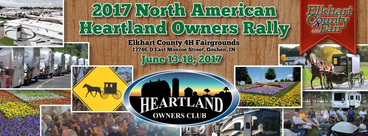 2016 Heartland Owners Club North American Rally: RECAP