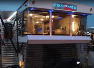 Heartland Terry Classic Taps Retro Fad