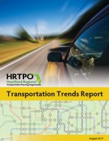 2017 Transportation Trends Report Cover