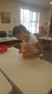 Time flies when you are playing Physical Activity Jenga