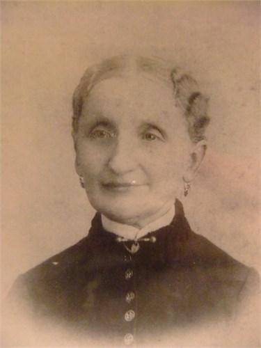 Louisa Voelkler, mother of Helen marie Voelkler, wife of Gustavus