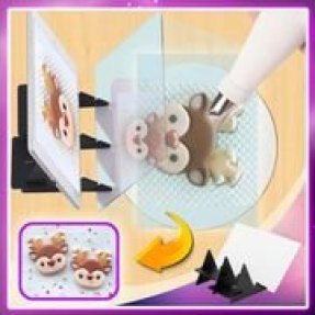 1 - Cookie Painting Projector