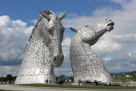 Kelpies by Steven Straiton