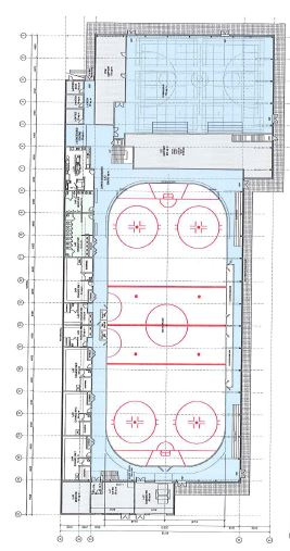 USRC Blue print ice level