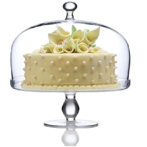 Footed Cake Plates
