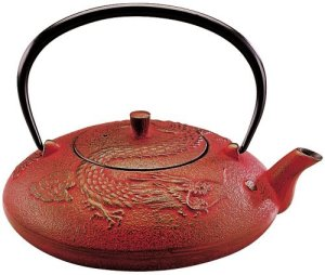 Dragon Teapots
