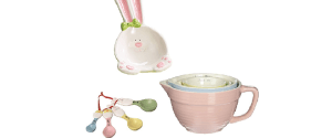 Easter utensils & kitchen tools