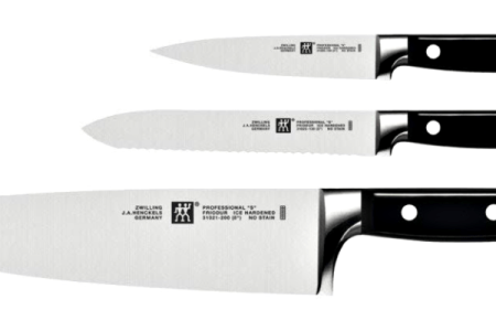 Zwilling J.A. Henckel Knives Set – Best Knives for the Kitchen