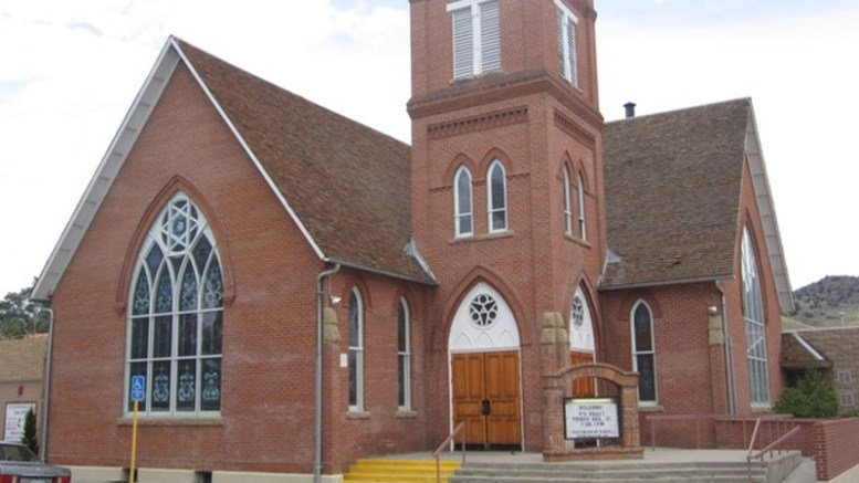 Methodist Church Salida