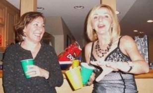 Beth & Karen - hammered