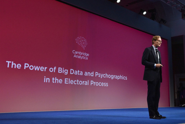 "3. Cambridge Analytica's ""behavioral tools"" didn't help land Trump in the White House"