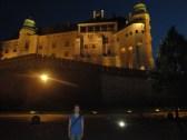 a castle...