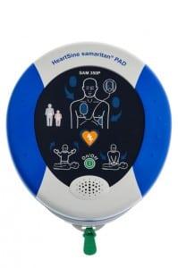 HeartSine Samaritan PAD 350P AED Package (Part No. 350-BAC-US-10) Image