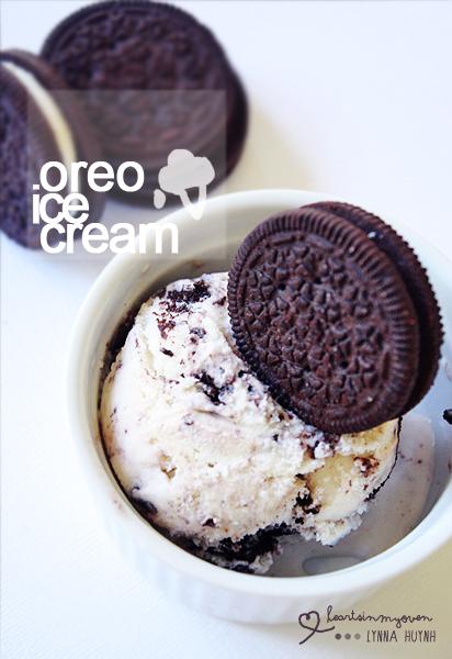 Cookies and Cream Ice Cream 1
