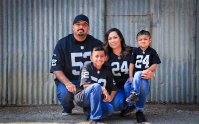 Meet Isaac's Family