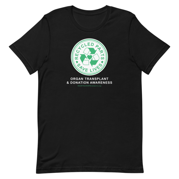 Recycled Parts Save Lives T-Shirt