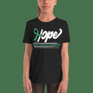 organ donation awareness shirt - kids