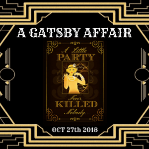 A Gatsby Affair - Slider