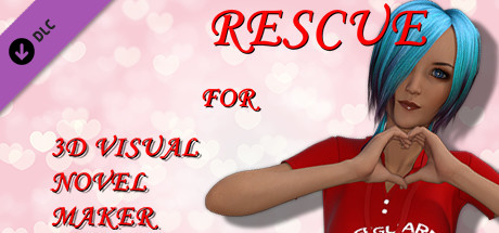 Rescue for 3D Visual Novel Maker Free Download PC Game