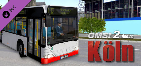 OMSI 2 Add On Köln Free Download PC Game