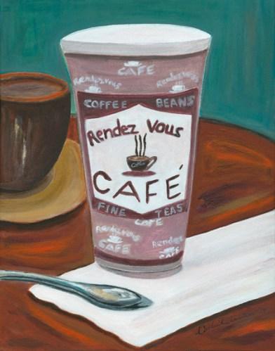 """""""Rendez Vous Café"""""""