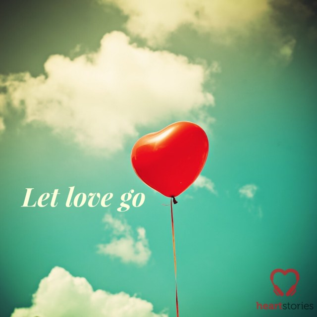 Let love go