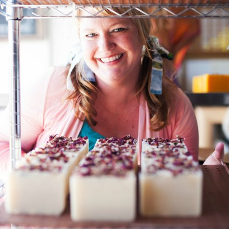 Lindy, founder of Poppy Soap Co. | HeartSTories