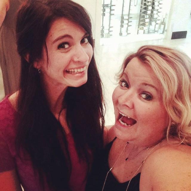 Rebekah and Macy Cheerleaders   HeartStories