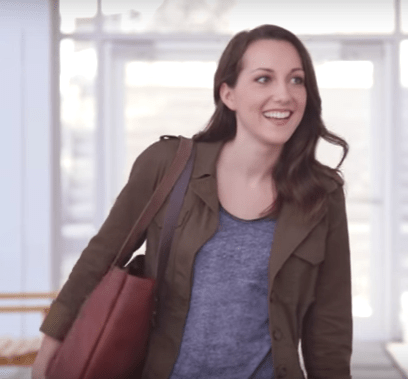 Ashley Founder of Flora with Keds, It could happen anywhere | HeartStories