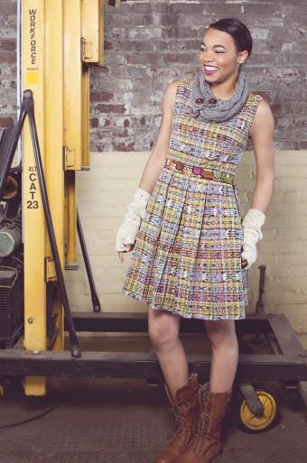 Liz Alig Recycled Dress | HeartStories