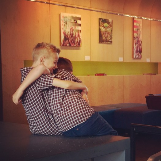 Precious Moments, brothers | HeartStories