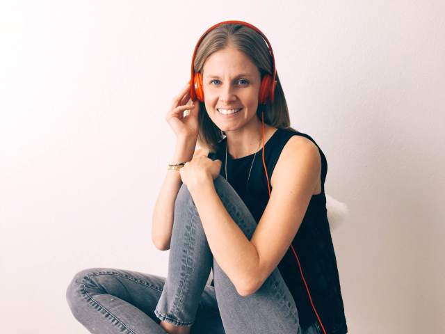 Carly Burson, CEO and Founder Tribe Alive, HeartStories