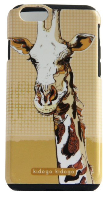 Kidogo giraffe heartstories phone cases that give back