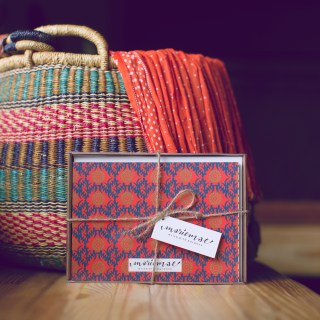 Sustainable Clarisse Stationery Set that gives back | Shop by HeartStories