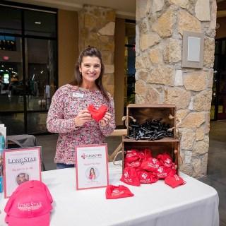 HeartStories Sponsor Terri Paterson McElhaney Legacy ER Urgent Care Heart