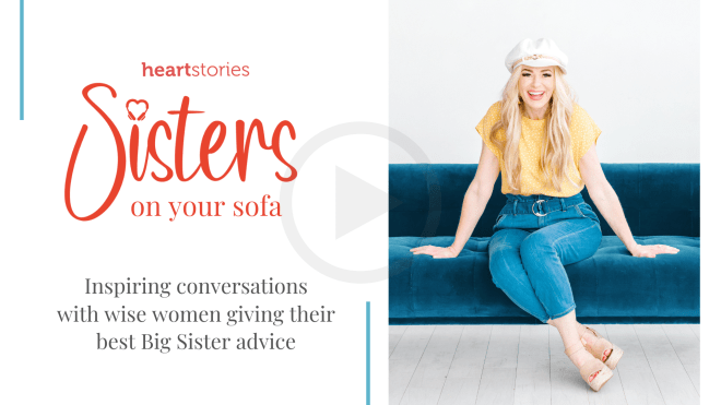 HeartStories Sisters On Your Sofa Inspiring Conversations Wise Women