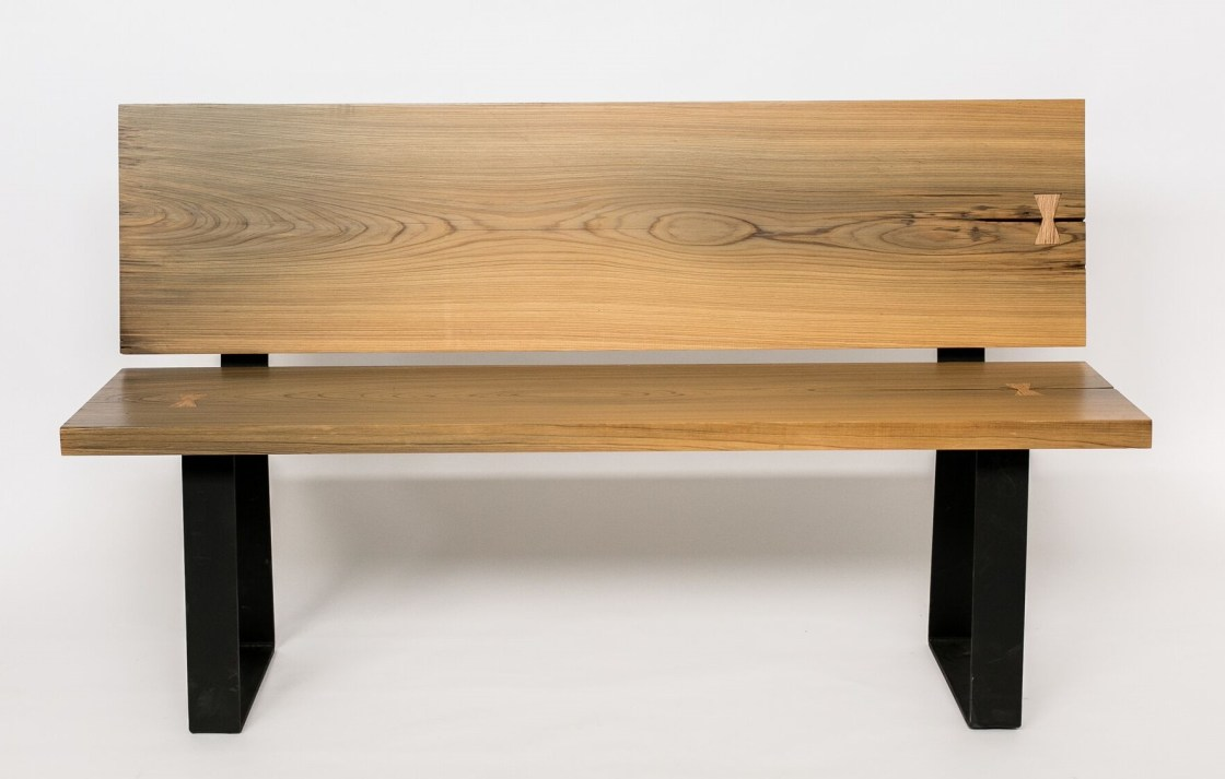 Old Growth Cypress Bench