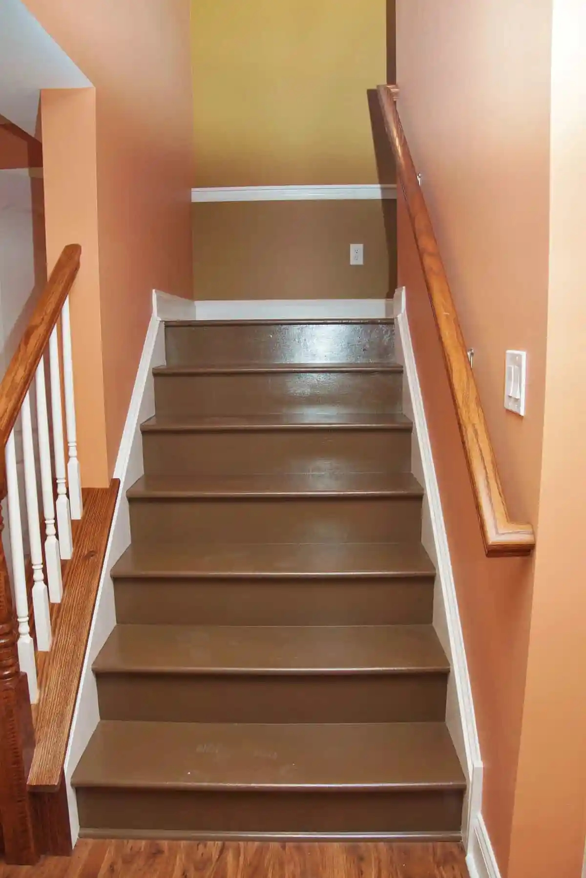 Stair Riser Stencil With Tuscan Tile Design   Stair Riser Tiles Designs