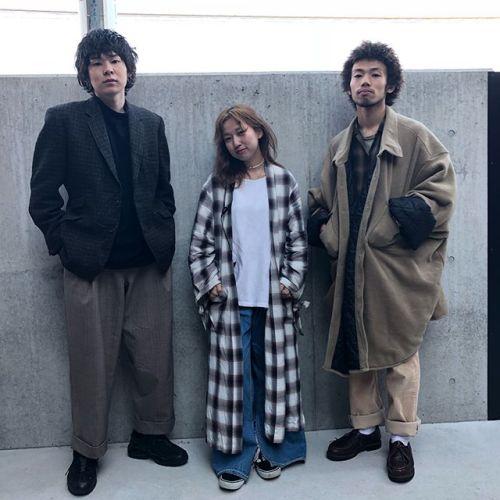 こんにちは!矢島です!11月になりました!今日のドレスコードはチェックです寒さにも負けず営業しておりますのでみなさんご来店お待ちしております〜︎#チェック#ドレスコード#高崎#サロン#美容室#おしゃれ