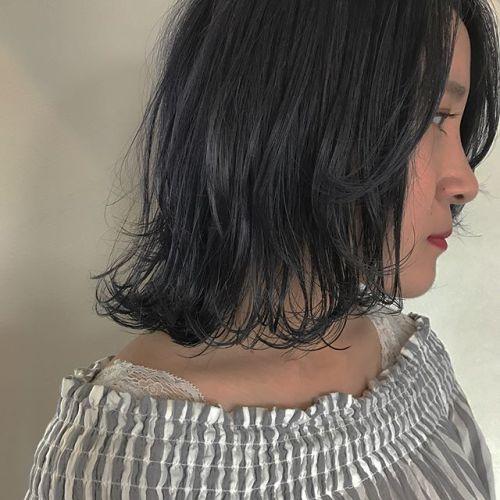 hair ... TOMMY ︎vioretベースのgray 🕊🕊🕊明るいベースからがつんと色を入れているので、暗いのに透明感抜群♡色落ちがとてもキレイです#tommy_hair #HEARTY #hearty#ハーティー#高崎#高崎美容室#gray