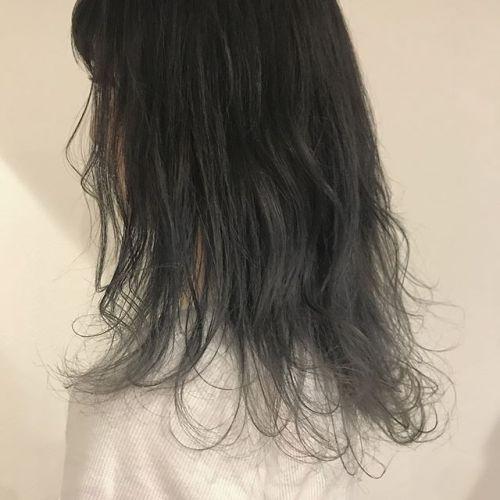 hair ... TOMMY ︎透け透けash gray ☃️️ashはいつの時期も人気♡#tommy_hair #ashgray #HEARTY #ハーティー#hearty#heartyabond #高崎#高崎美容室