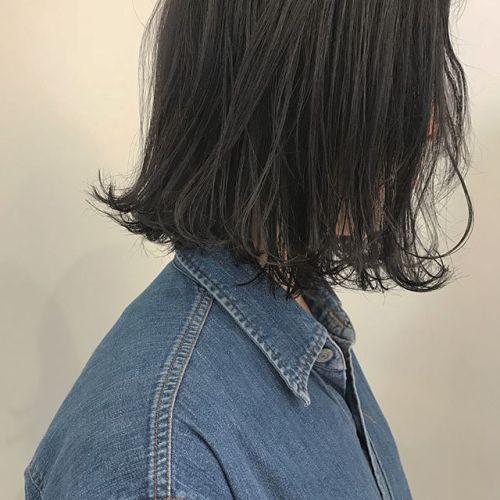 hair ... TOMMY ︎暗さの中の透明感 🕊🕊🕊@hearty_tommy #tommy_hair #hearty #hearty abond# abond#高崎#高崎美容室