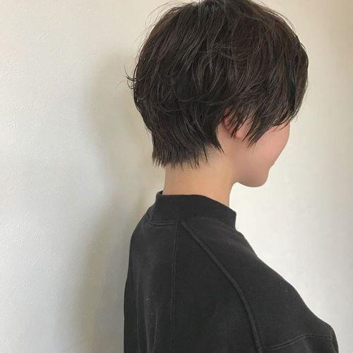 hair ... TOMMY ︎ショート女子♡♡♡@abond_tommy #tommy_hair #hearty #abond#heartyabond#高崎#高崎美容室