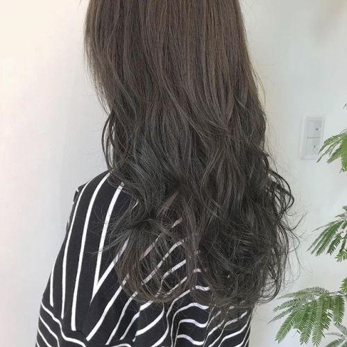 担当シオリ @shiori_tomii 柔らかいアッシュベージュ#hearty#shiori_hair #アッシュベージュ#高崎美容室