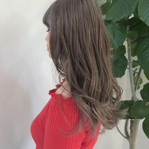担当シオリ @hearty__s beige color#hearty#shiori_hair #beige #ハイトーン#ベージュカラー #高崎美容室 #高崎