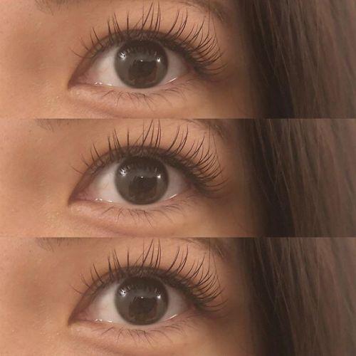 ..〻Hearty eyelash〻.真ん中長めのAmericandoll style︎.本日ご予約に空きがございます♩当日予約もお待ちしております🕯☄︎.eye designer ⇢ @__ememr .#hearty # eyelash