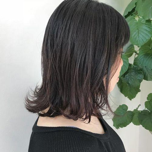 担当シオリ @shiori_tomii グレーからピンクのグラデーションカラー派手すぎず大人カラーで素敵です♡#hearty#shiori_hair #グラデーション#ピンクカラー#グレージュ#高崎美容室#高崎