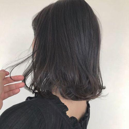 担当シオリ @shiori_tomii ラベンダーグレージュ透明感カラー人気です#hearty#shiori_hair #ラベンダーグレージュ#ラベンダー#グレージュ#透明感カラー#高崎美容室 #高崎