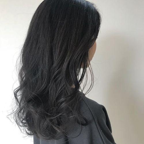 担当シオリ @shiori_tomii ブリーチ毛にダークグレージュを!グレージュ祭りでした#hearty#shiori_hair #グレージュ#ヘアスタイル#ヘアカラー#高崎美容室#高崎
